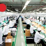 Repetitive jobs at Foxconn