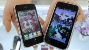Apple v.s Samsung