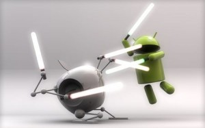 iPhone versus Android