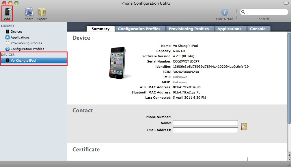 iphone configuration utility i can help you october 2014 2091